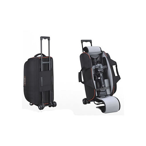 E-IMAGE OSCAR S40 CAMERA BAG WITH 2 WHEEL
