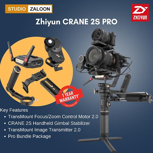 Zhiyun-Tech CRANE 2S PRO