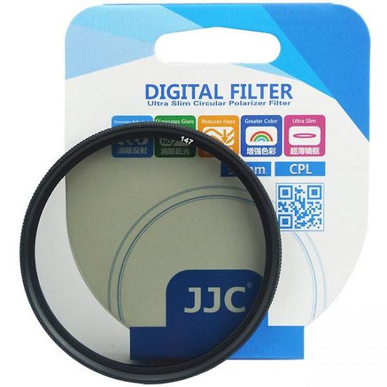JJC 49MM ULTRA SLIM CPL CIRCULAR POLARIZER FILTER (F-CPL49)