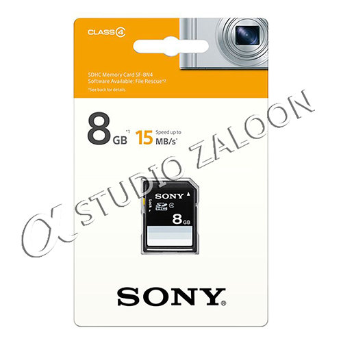 Sony SF8N4 SDHC Memory Card (8GB)