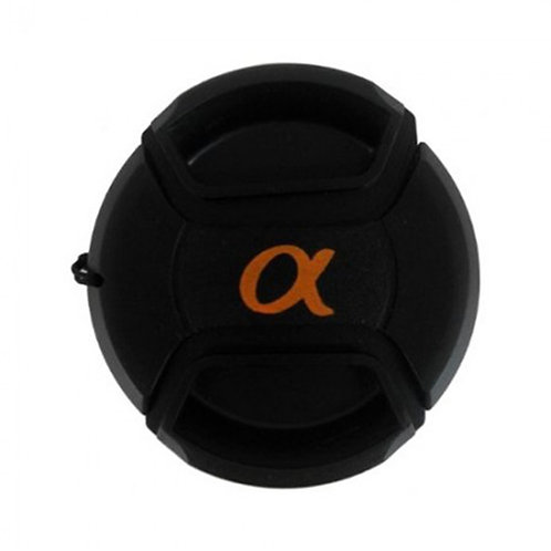 67mm Snap-On Lens Cap (With Alpha Logo)