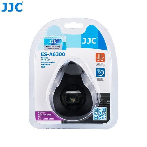 JJC ES-A6300 Black Camera Eye Cup Eyepiece Viewfinder