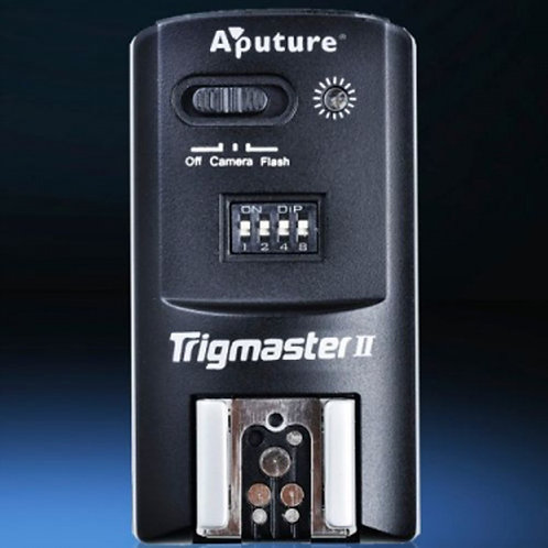 APUTURE TRIGMASTER MX II RCR- NIKON RECEIVER ONLY