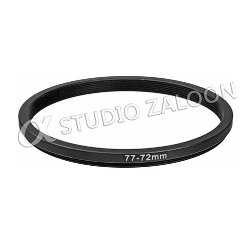 77-72mm Step-Down Ring