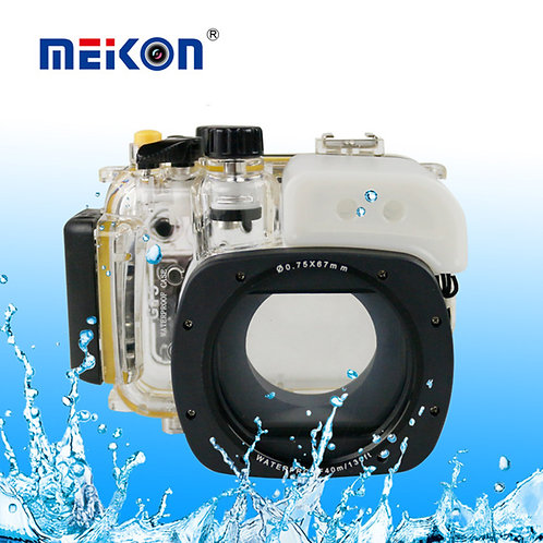 Meikon Waterproof Camera Casing For Canon G15