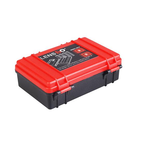 LENSGO Battery And Memory Card Case