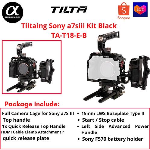 Tiltaing Sony a7S III Pro Kit TA-T18-E-B