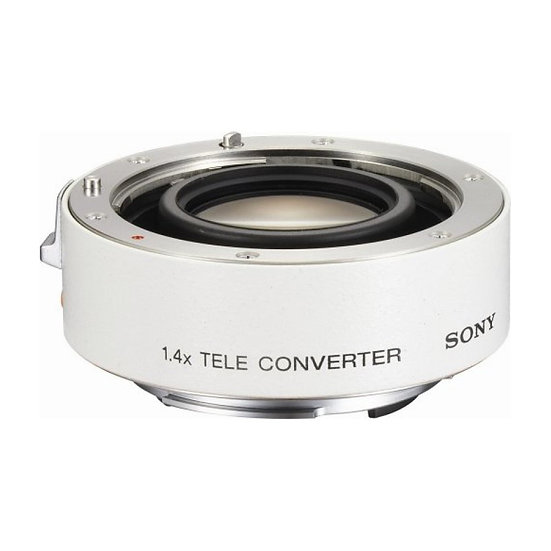 Sony SAL14TC 1.4x Teleconverter