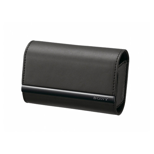 Sony LCS-CSVA/B Soft Leather Carrying Case (Black)