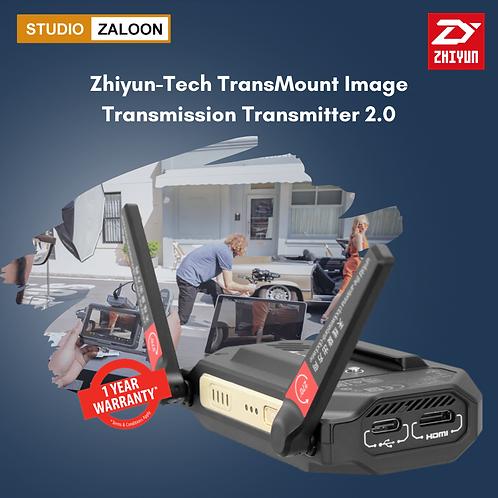 Zhiyun-Tech TransMount Image Transmission Transmitter 2.0