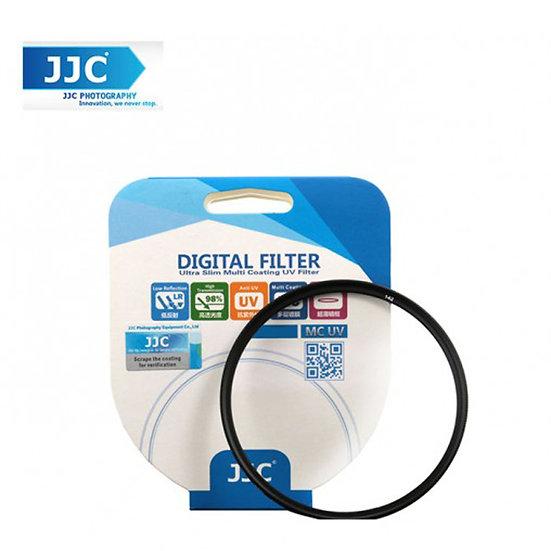 JJC F-MCUV55 Multi-coated MC UV Ultra Slim Lens Filter