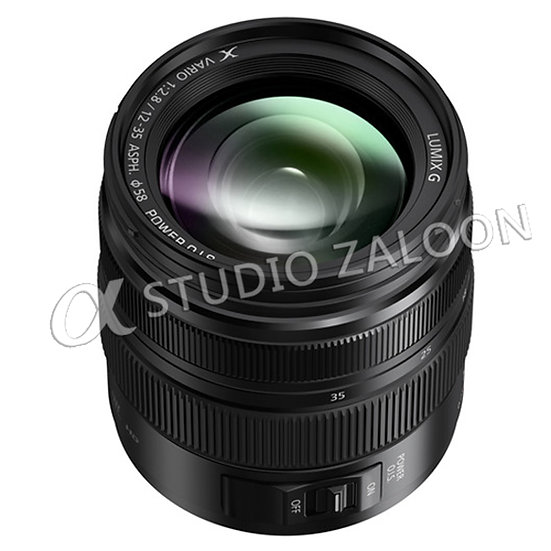Panasonic Lumix G X Vario 12-35mm f/2.8 II ASPH. POWER O.I.S. Lens (H-HSA12035)