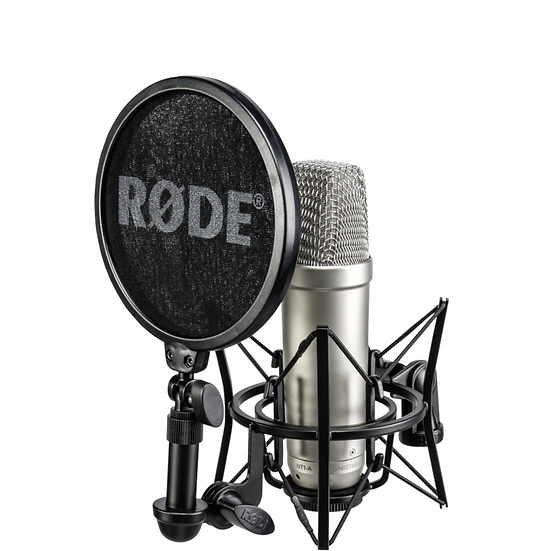 [Pre-order 3 weeks] Rode NT1-A Condenser Microphone