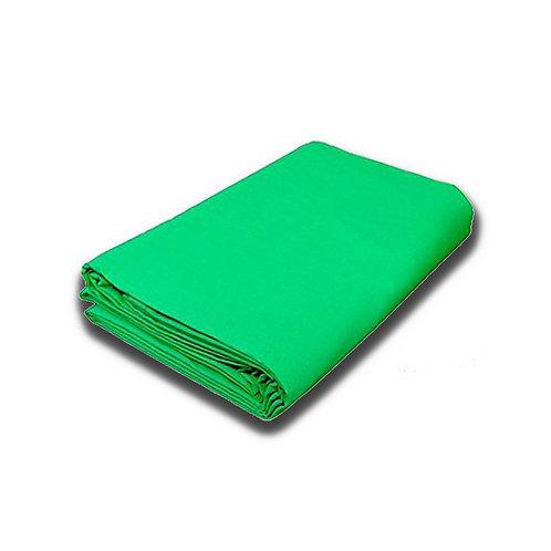 10x20ft Muslin Backdrop Green Cloth