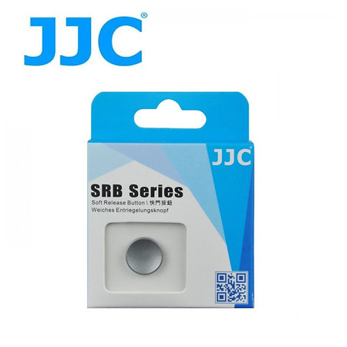 [Pre-order] JJC SRB-C11GR Gray Metal Soft Release Button Finger Touch