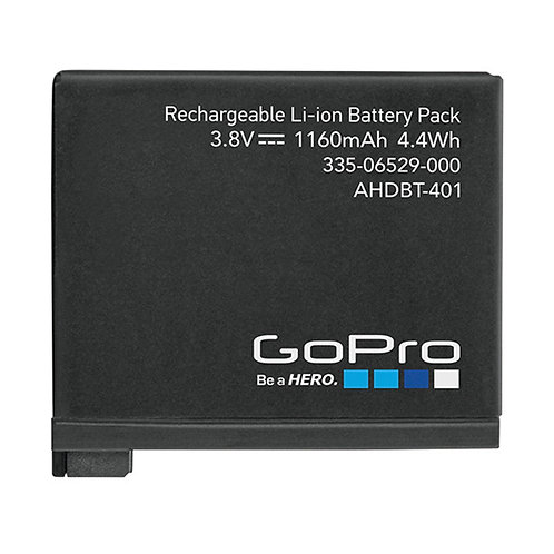GoPro AHDBT-401 Rechargeable Battery for HERO4
