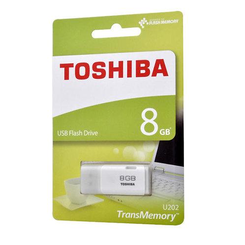 Toshiba TransMemory 8GB USB Flash Drive
