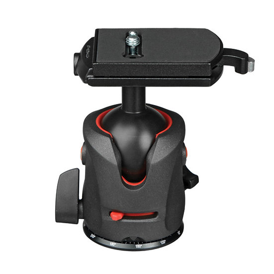 Manfrotto 055 Magnesium Ball Head with RC4