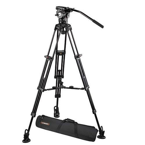 [Pre-order 2 weeks] E-image EG06A2 Two Stage Tripod Kit