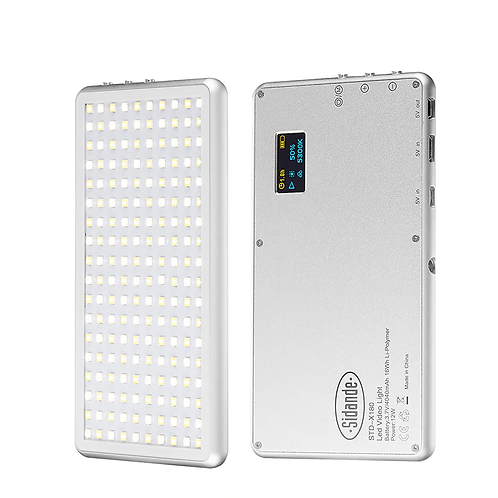 N-M180 3200-5600K Dimmable Thin Utral LED Video Light