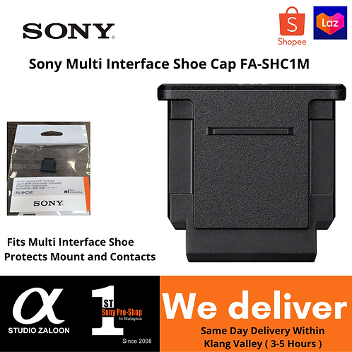 Sony FA-SHC1M Multi Interface Shoe Cap