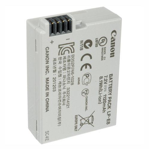 [pre-order 3 weeks]Canon LP-E8 Battery