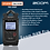 Thumbnail: Zoom H4n Pro 4-Input / 4-Track Portable Handy Recorder with Onboard X/Y Mic Caps