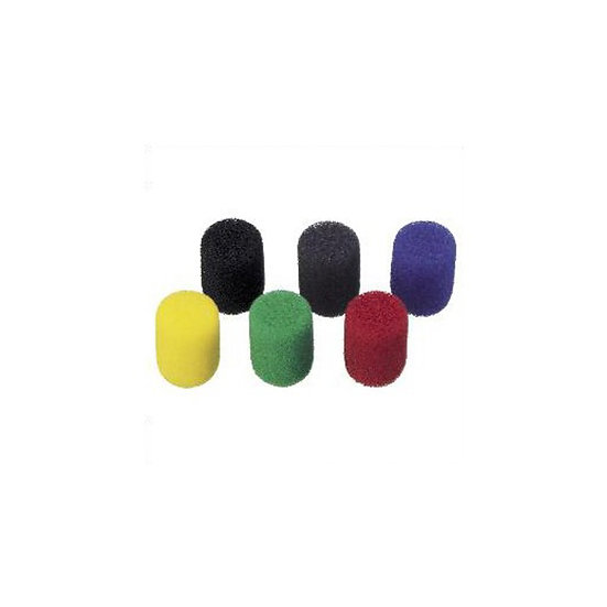 Sony AD-C88 Coloured Urethane Windscreens for ECM-88