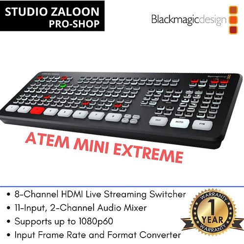 Blackmagic Design ATEM Mini Extreme