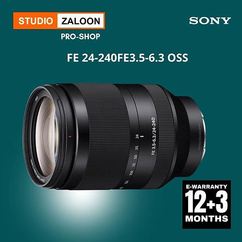 Sony FE 24-240mm f/3.5-6.3 OSS Lens FE24240