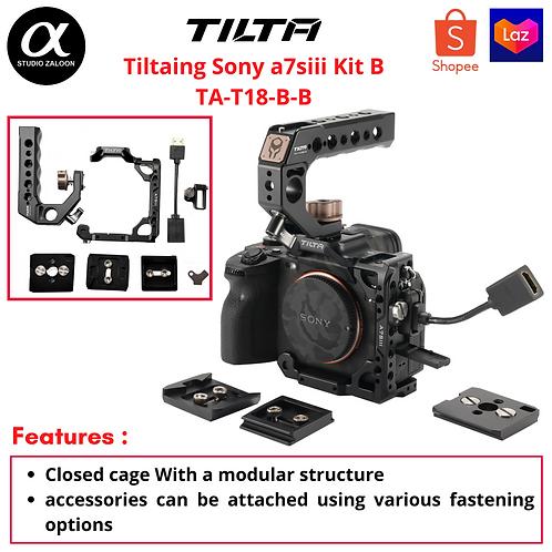 Tilta Tiltaing Sony a7S III Kit B - Black (TA-T18-B-B)