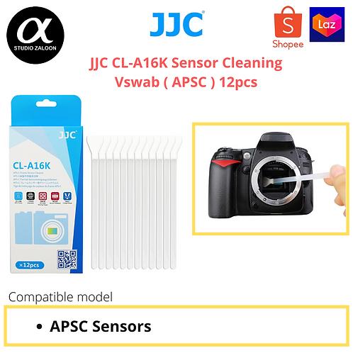 JJC CL-A16K Sensor Cleaning Vswab ( APSC ) 12pcs