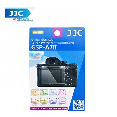 JJC GSP-A7II Optical Glass Camera Screen Protector
