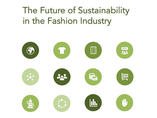Sustainable fashion industry 'possible within 16 years'
