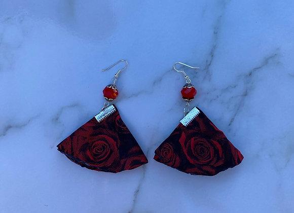 Sawson- Floral Earrings
