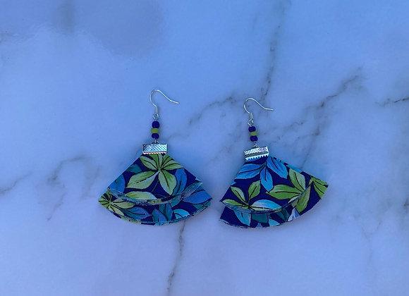 Sawson-Modern Blossom Earrings