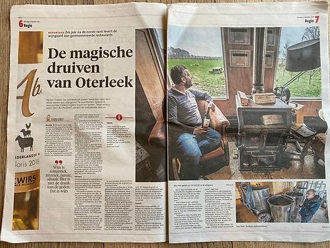Noord Hollands dagblad, woendag 23 decem