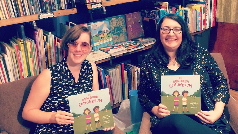 Consent and Children's Lit with Mel and Ash