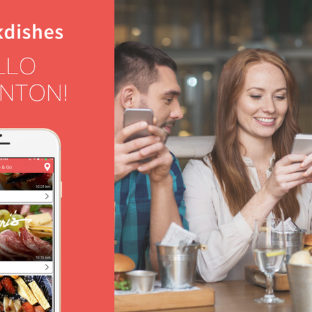 ClickDishes App Launches In Edmonton