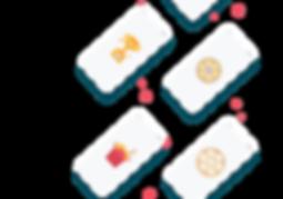 ClickDishes app
