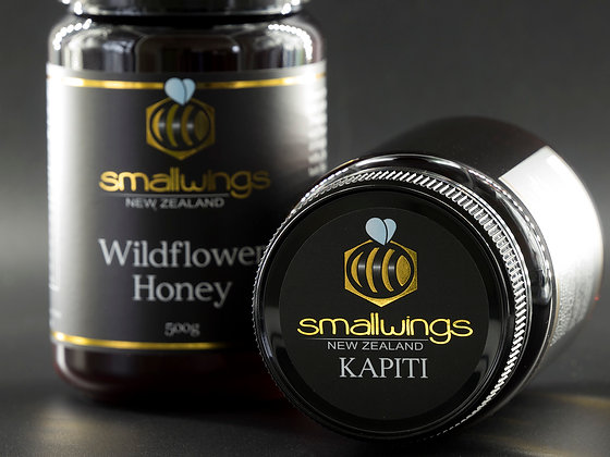 Smallwings Honey-Kapiti 500g