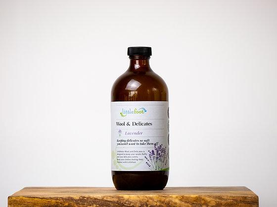 Wool & Delicates Laundry Liquid: Lavender 500ml