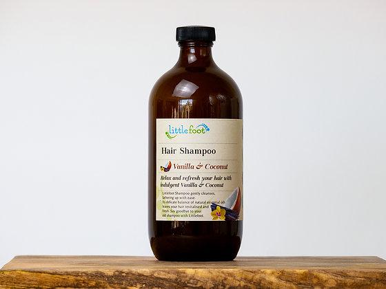 Vanilla & Coconut Shampoo 500ml