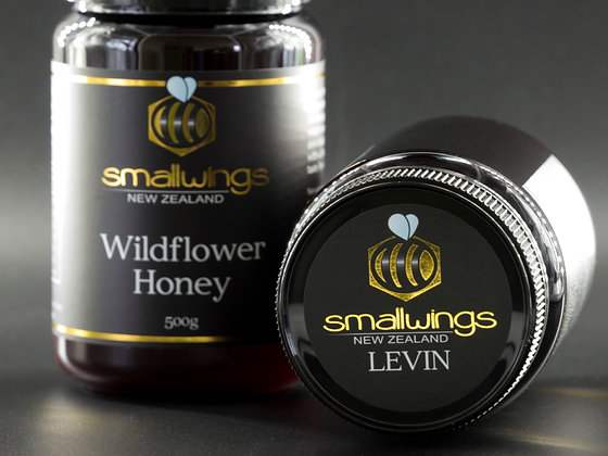 Smallwings Honey-Levin 500g
