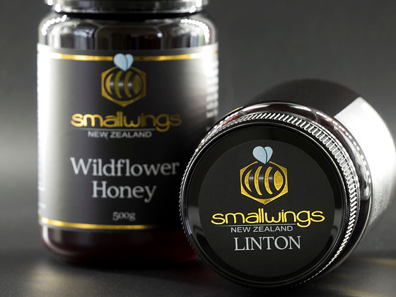 Smallwings Honey-Linton 500g