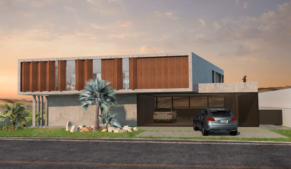 Casa Nova Lima