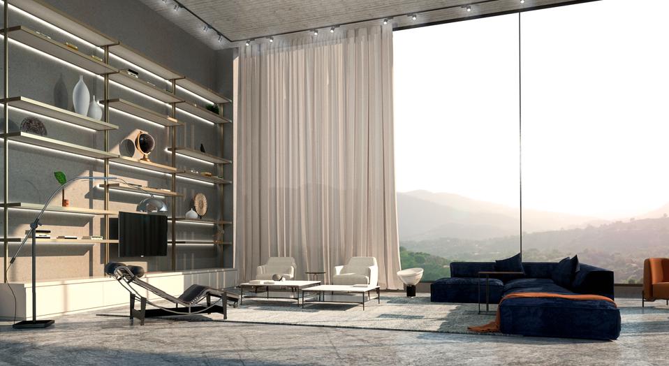 Sala de estar - CNL