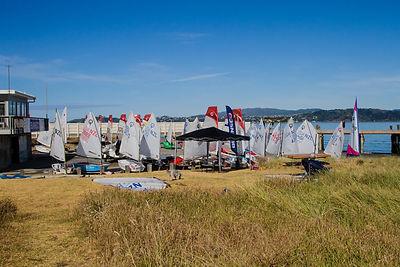 Sunny yacht club