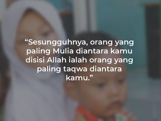 "Bintal Muslim : ""Gender Dalam Perspektif Islam"""