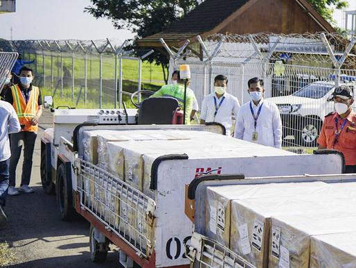 Meski di Tengah Pandemi, Ekspor Banyuwangi Menggeliat dengan Ekspor 1 Ton Produk Kelautan